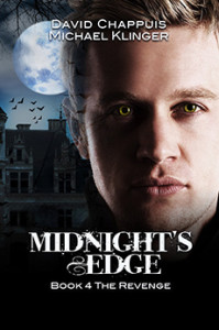 Book 4 Cover of the Midnight's Edge series
