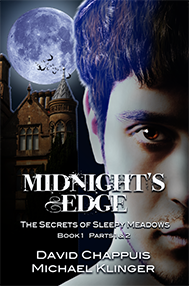 Midnight's Edge Cover Design